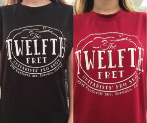 The Twelfth Fret T-Shirt