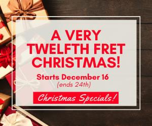 A Very Twelfth Fret Christmas - Specials December 16