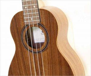 Twisted Wood Aurora Soprano Ukulele AR-800S Laminate Koa - The Twelfth Fret