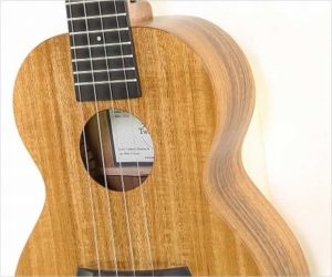 Twisted Wood Koa Concert Ukulele KO-1000C