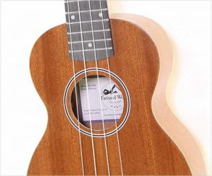 Twisted Wood Pioneer Soprano Ukulele PI-100S - The Twelfth Fret