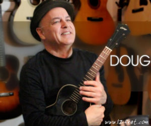 Ukulele Night With Douglas John Cameron - Monday 19 November 2018