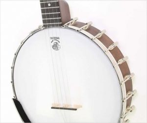 Vega Little Wonder Open Back Banjo by Deering