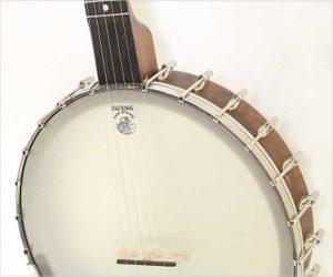 Vega Old Tyme Wonder Frailing / Clawhammer Banjo