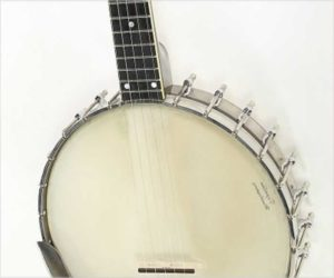 Vega Pete Seeger Long Neck Banjo, 1961