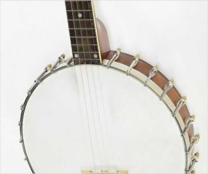 ❌SOLD❌ Vega Senator 5-String Open Back Banjo, 1925