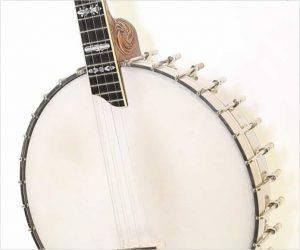 Vega Style X No.9 Tenor Banjo, 1926