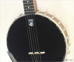 Vega Woodsongs Campfire Long Neck Banjo by Deering