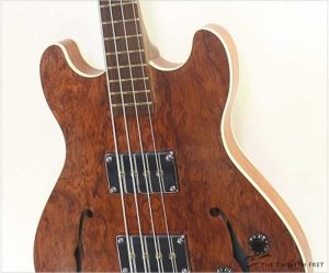 Warwick Star Bass II Bubinga 4, 2008 - The Twelfth Fret
