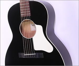 Waterloo WL-14LTR by Collings, 2017 Black - the Twelfth Fret