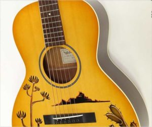 ❌SOLD❌ Waterloo WL-K 'Southwest' Steel String Guitar, 2017