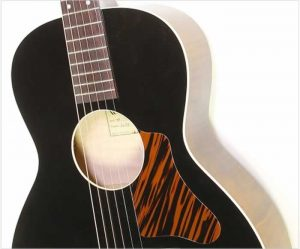 Waterloo WL 12 Steel String Guitar Black, 2017 - The Twelfth Fret