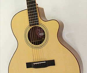 Webber Jumbo Soft Cutaway Steel String Guitar, 2007 REDUCED