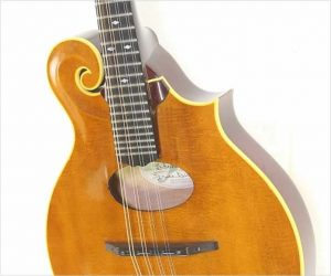 Reduced!  Weber Bitterroot F14 O Mandolin Classic Finish, 2002