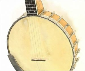 ❌SOLD❌ Whyte Laydie Style Banjo Unknown Builder, 1980s