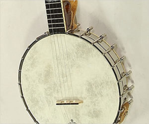 SOLD!!! Wildwood Heirloom Open Back 5-String Banjo, 2008