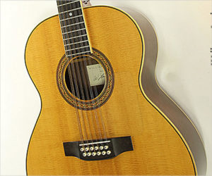 William Laskin 12 String Acoustic Guitar, 1989 (REDUCED)