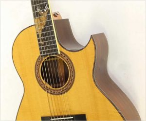 William Laskin 7 String Acoustic Guitar, 1992 - The Twelfth Fret
