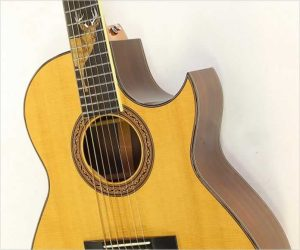 William Laskin 7 String Acoustic Guitar, 1992
