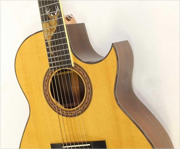 William Laskin 7 String Acoustic Guitar, 1992 - The Twelfth Fret