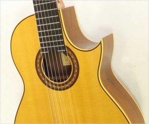William Laskin 7 String Classical Guitar, 1980 - The Twelfth Fret