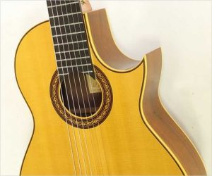 William Laskin 7 String Classical Guitar, 1980