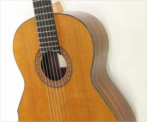 ‼️Reduced‼️ William Laskin Classical Guitar, 1994