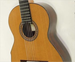 Reduced!  William Laskin Classical Guitar, 2001