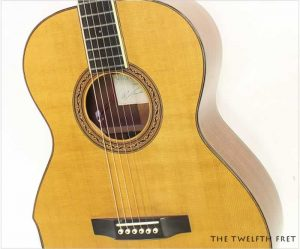William Laskin Custom Steel String for Bill Collings, 1992 - The Twelfth Fret