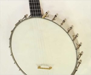 ❌ SOLD ❌ Williams and Son Echo Style 15 Open Back Banjo, 1895