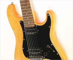Sold!  Witkowski ST7 7 String Electric Guitar, 2009