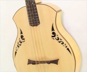 Yair Stern Octave Mandola Maple Walnut, 2018