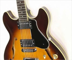 ❌SOLD❌ Yamaha SA 1200S Super Axe Sunburst, 1980