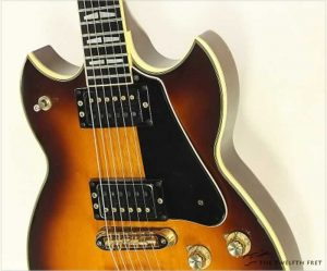 Yamaha SG2000 Solidbody Sunburst, 1982 - The Twelfth Fret