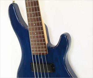Yamaha TRB 5 ii 5-String Bass Blue, 2000