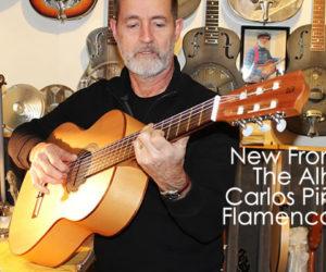 New From Spain The Alhambra Carlos Piñana 2F Flamenco Guitar