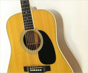 C. F. Martin D-35 Steel String Dreadnought Guitar 1976