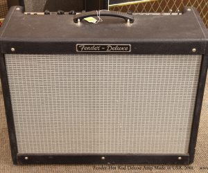Fender Hot Rod Deluxe Amp Made in USA, 2001