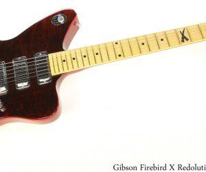 Gibson Firebird X Redolution, 2011