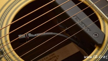 Acoustic Guitar Pickups And Which One Is Right - The Twelfth Fret