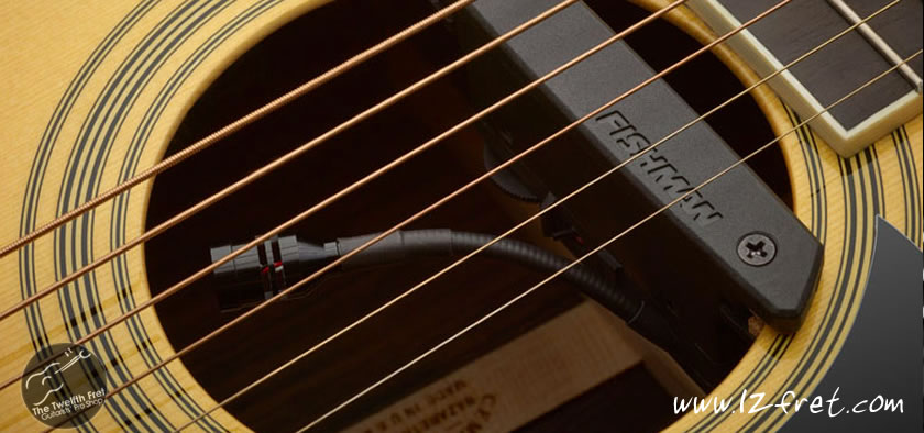 Acoustic Guitar Pickups Which One Is Right For You The Twelfth Fret