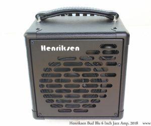 ❌SOLD❌ Henriksen Blu 6 Inch Jazz Amp, 2018
