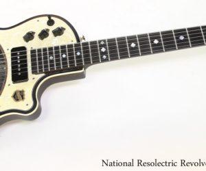 National Resolectric Revolver Sunburst, 2014