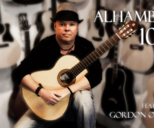 Alhambra 10P Guitar Review featuring Gordon O'Brien
