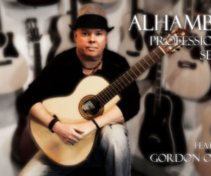 Alhambra Professional Guitar Review featuring Gordon O'Brien