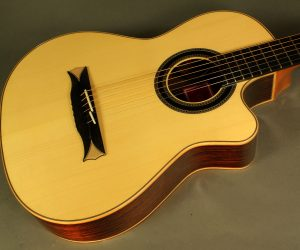 Alhambra Crossover Steel String Model - One Only Clearout! (SOLD)