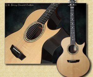 G.W. Barry Concert Custom Sold