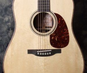 Boucher Studio Wild Goose Dreadnought SOLD
