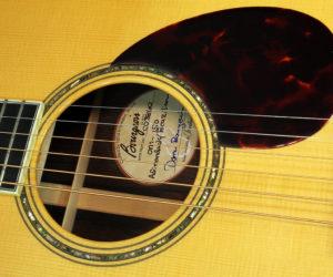 Bourgeois OM-150 Brazilian Rosewood SOLD