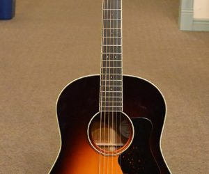 Bourgeois Slope D Burst Sitka top (Consignment) No Longer Available